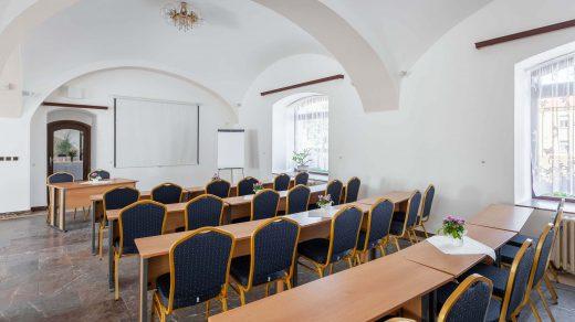 Malý sál (až 90 míst)